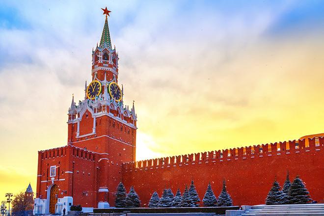 кремль картинка для презентации его жизнь