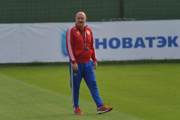 Стал известен состав сборной России на матчи с Шотландией и Кипром