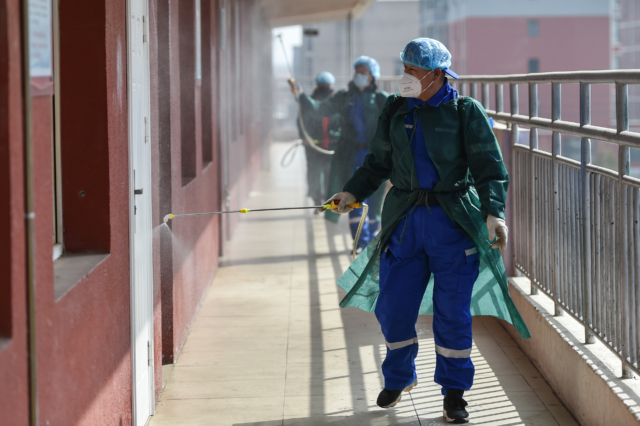 ВКитае объявили обостановке эпидемии коронавируса
