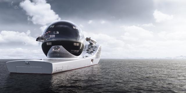 Путешествие на палубе Earth 300: сколько стоит круиз на первой в мире атомной яхте