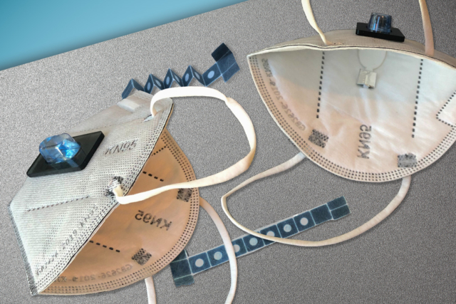 В США изобрели маску для обнаружения коронавируса